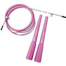 SPOKEY® CROSSFIT Springseil 300cm (Längenverstellbar Fitness Workout Boxen Kampfsport + UP®-Aufkleber)