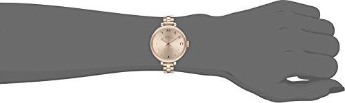 Marc Jacobs Damen-Armbanduhr Analog Quarz Edelstahl MBM3364