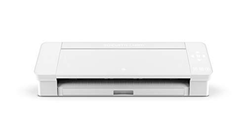 Silhouette Cameo 4 - Weiss - Schneideplotter - Hobbyplotter - 12 Zoll - 30,5 cm