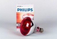 Lampe infrorouge Philips IR 150R R125 E27