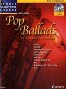 Pop Ballads (Famous Saxophone +CD