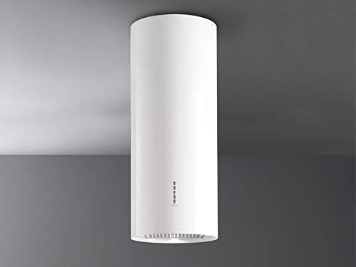 Falmec Design campana extractora de isla POLAR WHITE