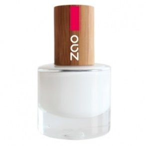 Zao Vernis à ongles - Zao Vernis à ongles 641 Blanc French