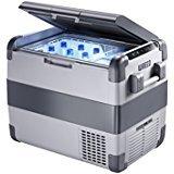 Compresseur réfrigérateur bOX wAECO-coolFreeze-mini congélateur-cFX-refroidissement à 50–22 °c , indépendamment de la température-alimentation : 12/24/courant 100–240 v-capacité : 46 l distribution-par holly ® produits sTABIELO ®-holly-sunshade ®-système breveté de l'innovation dans le domaine de la mobile-pare-soleil universel-fabriqué en allemagne
