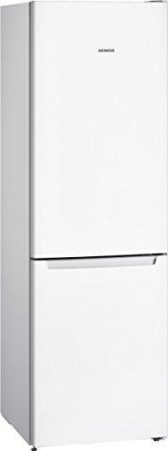 Siemens iQ100 KG36NNW30 Kühl-Gefrier-Kombination / A++ / Kühlteil: 215 L / Gefrierteil: 87 L / weiß / MultiAirflow-System / NoFrost / SuperFreezing (Darth Vader Atmen)