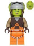 LEGO Star Wars Rebels Minifigure - Hera Syndulla with Blaster (75053) by