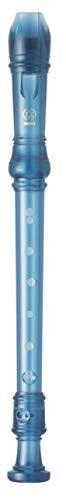 Flauto dolce YAMAHA YRS-20BB colore BLU scolastico per scuola media