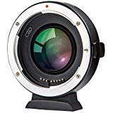 Viltrox EF-FX2 Autofokus Objektivadapter 0,71x Fokusreduzierer Speed Booster für Canon EF Mount Lens to Fuji X-Mount Mirrorle
