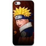 Coque Iphone 5c Manga - Naruto - - langue -