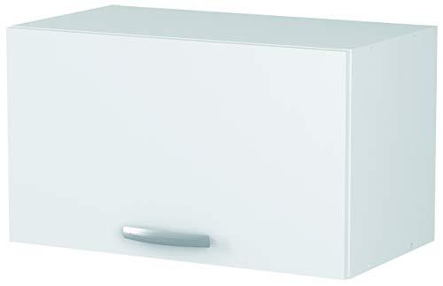 13casa - adrià a3 - pensile cucina. dim: 60x28x35 h cm. col: bianco. mat: melamina.