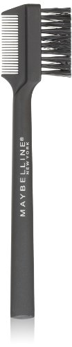 MAYBELLINE - Expert Tools Brush n' Comb - 1 Brush -