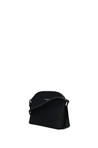 42158NOIR Lancaster Sac à bandoulière Femme Cuir Noir Noir