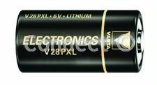 VARTA-Pile VARTA V28PXL: 6V batterie au Lithium 170 lithiumV28PXL L544 L544BP V28PXL K28L 2CR11108 PX28L 2CR1/3N CR28L 1406LC-consommable
