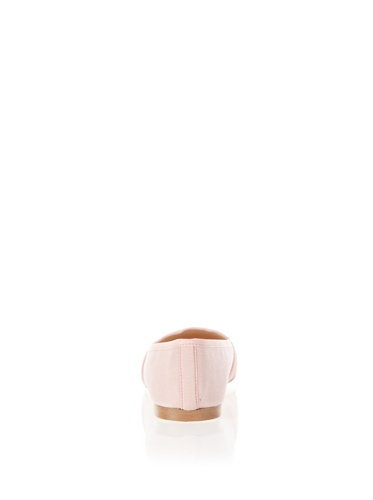 Jonny's Vegan Damen Schuhe Ballerina AJ1416 Espadrilles Montblanc pink (rose) (38) - 2