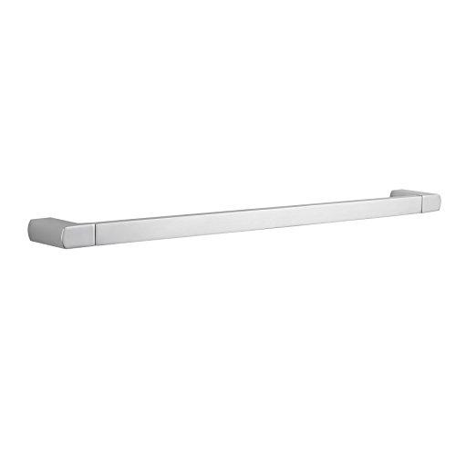 Maykke Noe Valley DLA2000201 Handtuchhalter zur Wandmontage, modern, platzsparend, für Badezimmer, Dusche, Küche, poliertes Chrom, 61 cm -