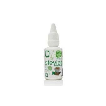 Steviat Gotas Soria Natural, 30 ml . Estevia Stevia.