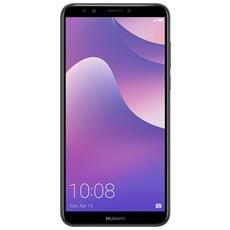 Huawei Y7 2018 Smartphone débloqué LTE (Ecran : 5,99 Pouces - 16 Go - Nano-SIM - Android) Bleu