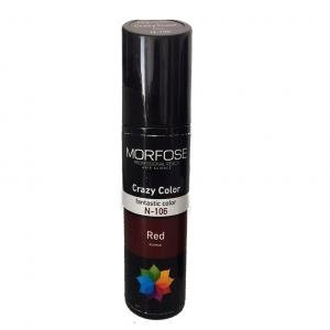 Morfose Haarfarbe Crazy Color N-106 150 ml (Red)