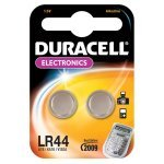 Duracell LR44 Alkaline 1,5 V Non-Rechargeable Battery - Non-Rechargeable Batteries (Alkaline, 1,5 V, 11,6 mm, 5.4 mm, 11,6 mm)