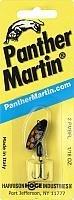 P. MARTIN 1/16 BLK W / FLOR SPTS