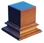 Pedestal Base (Base with pedestal 35x36 mm.)