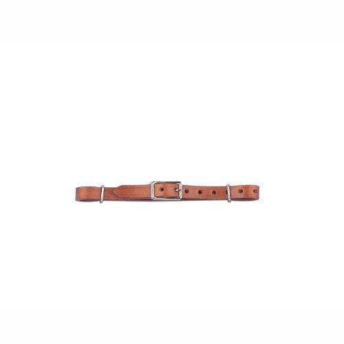 a2e97d8055f Myler Adjustable Leather Combination Bit Curb Strap by Myler