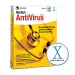 Symantec Norton AntiVirus 8.0 Mac Antivirenprogramm 5 User E