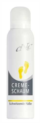 CNC cosmetic: Creme-Schaum Schwitzende Füße (150 ml)