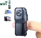 Mengshen® Mini Pocket Size Wifi P2P DV Digital-Videokamera Camcorder Cam Data Recorder MD 81 MS-MD81