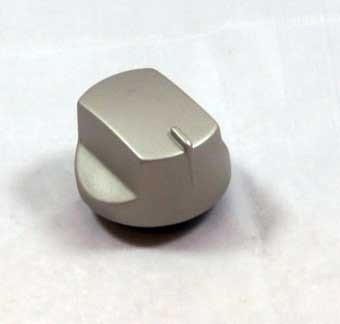 Ariston–Botón quemador Gas Alu Dia 8mm para mesa de horno Ariston