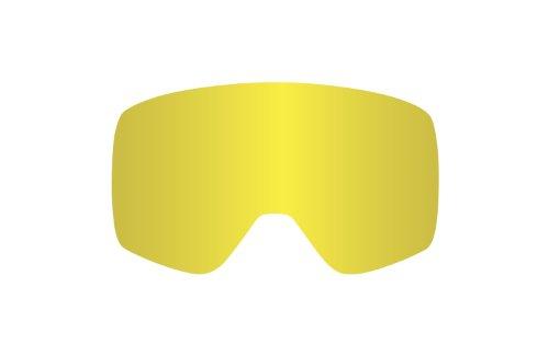 Dragon Alliance NFX Ersatzlinse Einheitsgröße gelb