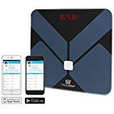 DakotaWayd Bluetooth Body Fat Scale with IOS and Android App Smart Wireless Digital