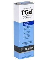 9197099 PT# 584367 Shampoo Neutrogena T/Gel Anti-Dandruff Coal Tar 0.5% 4.4oz Bt Made by J&J Consumer Products