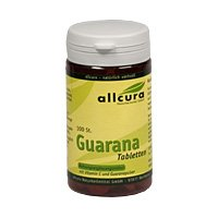 GUARANA TABLETTEN 200 mg Extraktpulver, 100 St