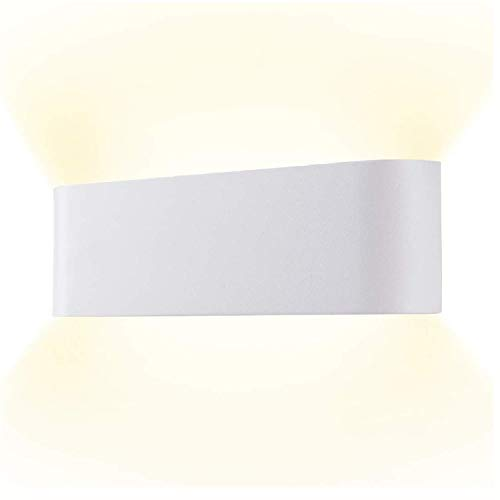XIARU-12W LED Lámpara de pared Interior,Moderna Apliques de Pared,Moda Agradable Luz de Ambiente ,perfecto...