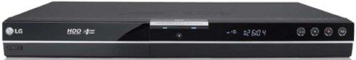 LG RH397H DVD- und Festplatten-Rekorder 160 GB (DivX-zertifiziert, USB, HDMI) schwarz - Externe Tv-tuner Dvi
