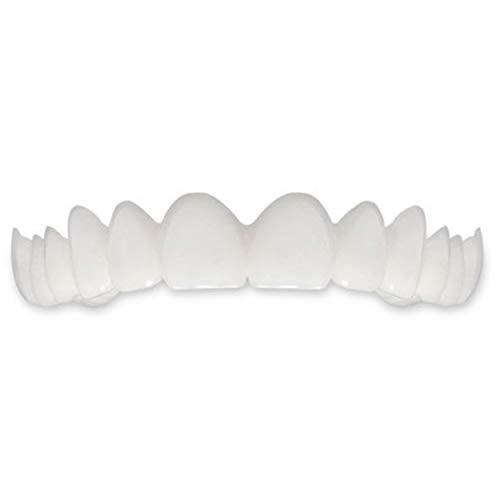 Lofenlli Tooth Instant Smile Perfect Flex Blanchiment des dents Smile Cover Faux Dents