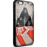 Sleeping with Sirens Pierce the Veil Album Cover for Iphone and Samsung Galaxy (iPhone 6 Plus black)