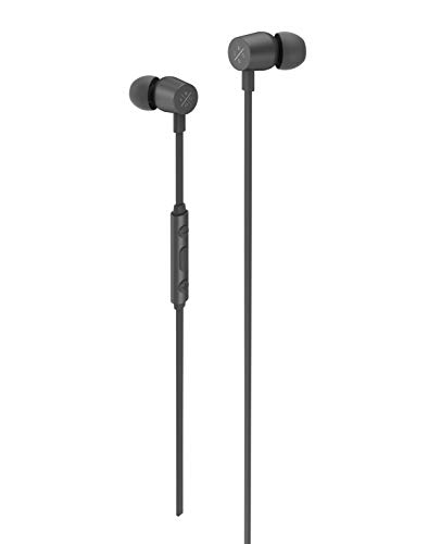 Kygo E2/400 Sports Earphones, Built-in Microphone and Remote Control, Magnetic Housing  - Black Best Price and Cheapest