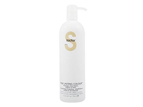 Tigi S Factor vrai durable Couleur Shampooing 750ml