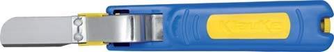 Klauke Kabelmesser, Gerade Klinge KL745GK d=4-28mm Messer 4012078587761