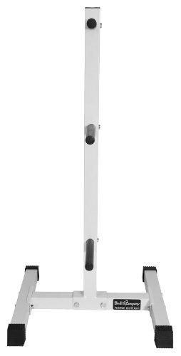 Pro Hantelscheibenständer Hantel-Ablage 30/31mm - Maximale Gewichtsbelastung bis zu 150 Kg ca. 56,5cm lang / 52cm breit / 111cm hoch BCA-98 -