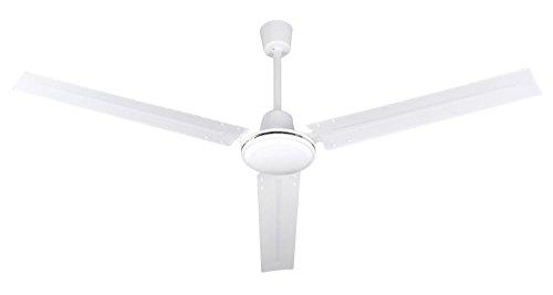 Zephir ventilatore da soffitto zfs b bianco elettro store