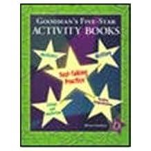 Goodman's Five-Star Activity Books: Level D by Burton Goodman (2001-02-12)