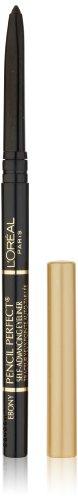 L'Oreal Paris Pencil Perfect Self-Advancing Eyeliner, Ebony, 0.01 Ounces by L'Oreal Paris Cosmetics