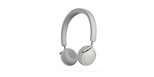 Libratone LP0030000EU5001 Q Adapt drahtloser Active Noice Cancelling On-Ear Kopfhörer (Bluetooth, 4-stufiges ANC, Touchbedienung) cloudy weiß - 4