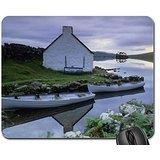 Preisvergleich Produktbild lake house in connemara county ireland Mouse Pad,  Mousepad (Lakes Mouse Pad)