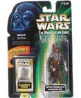 Star Wars: Power of the Force Flashback Hoth Chewbacca Action Figure by Hasbro Inc
