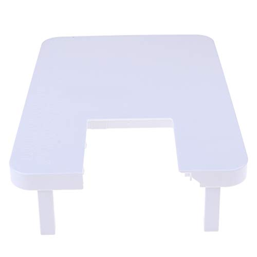 B Baosity 35 x 25 cm Blanco Tablero para Mesas Extensiones de Máquina de Coser Placa para Fanghua 508