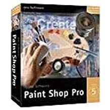 Paint Shop Pro - (Version 5.0)
